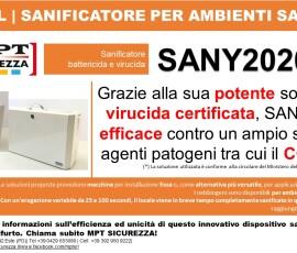 VOLANTINO SANY2020